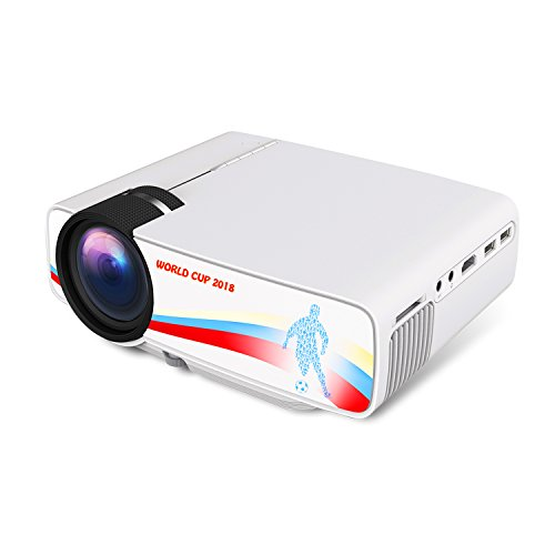 BeamerKing WS610 LED Projector For IPhone & Android Review
