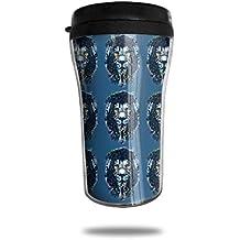 Rasta Lion Coffee Skinny Tumbler Travel Mugs