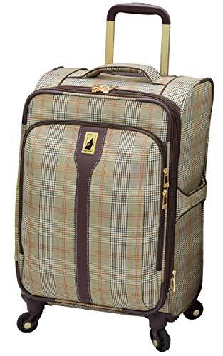 """$220 New London Fog Knightsbridge 21"""" Carry-On Spinner"""