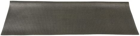 Safety First Recycled Rubber Step Mat – 9.75 x 29.75 inches – Black Stair Tread Runners