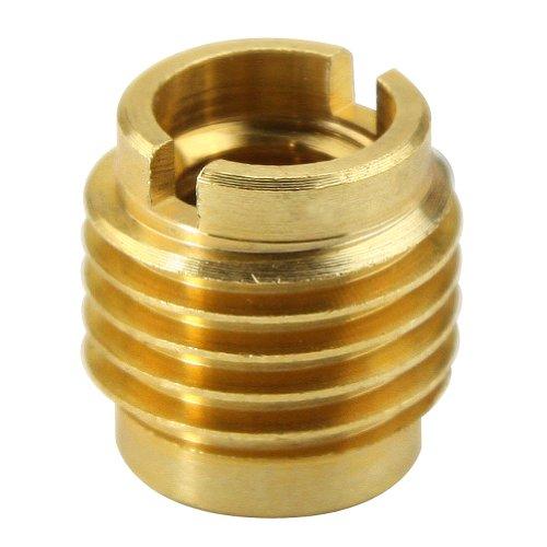 8 32 brass inserts - 8