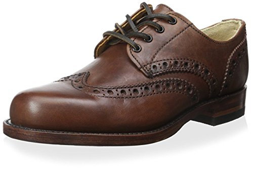 Frye Heren Arkansas Vleugeltip Oxford Cognac