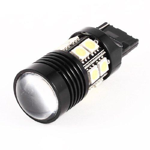Amazon.com: eDealMax coche Blanco T10 SMD 5050 Indicador 11 bombillas LED de luz del tablero de instrumentos de 12V DC: Automotive