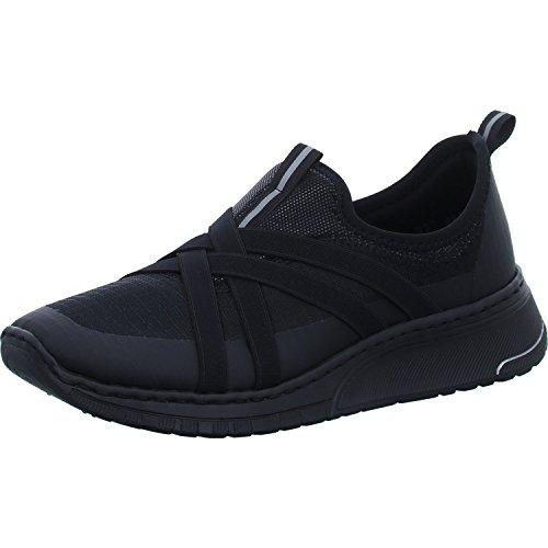 Rieker N5050 Damen Sneaker on Sch Slip Sch Sc 0 ffaxr57Twq