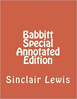 Babbitt Special Annotated Edition