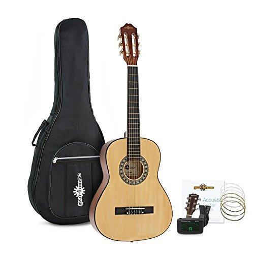 Paquete de Guitarra Española 3/4 de Gear4music Natural product image