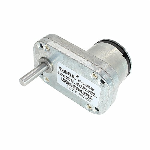 Hitommy Chihai DC 12V 240rpm Encoder Motor L Type Gear Motor by Hitommy (Image #4)