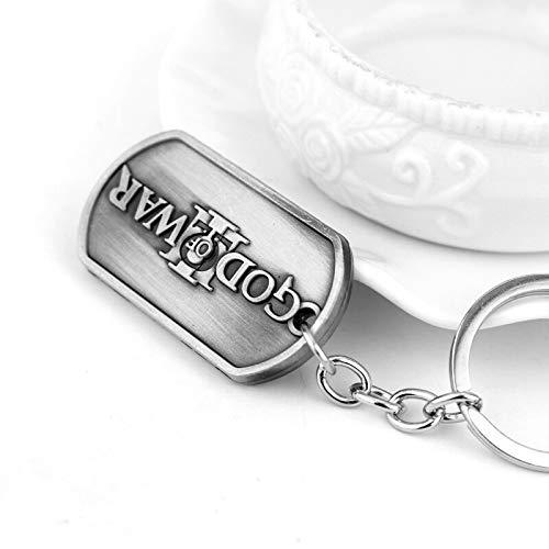 Amazon.com: Keychains God Of War Key Chain Men Key Ring ...