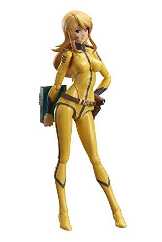 Bandai Tamashii Nations S.H.Figuarts Yuki Mori Space Battleship Yamato 2202: Warriors of Love Action Figure