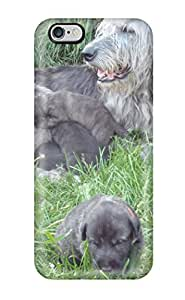 New Diy Irish Wolfhound Puppies For Iphone 5/5S Case Cover Comfortable For Lovers And Friends For Christmas Gifts