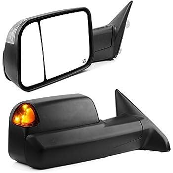NEW 2010-2017 Dodge Ram 1500-5500 PASSENGER Trailer Tow Mirror Turn Signal Lamp