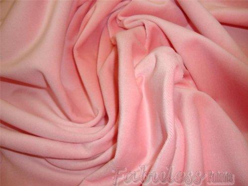 Pink 100% Cotton Velvet Upholstery Fabric Per Yard Cotton Velvet Upholstery