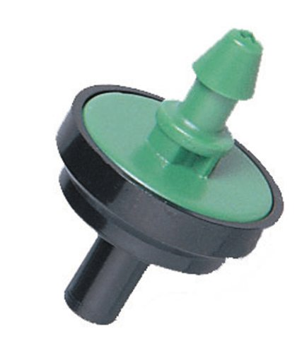 Raindrip PC8050B 2 GPH Pressure Compensating Drippers, 50 Per Bag