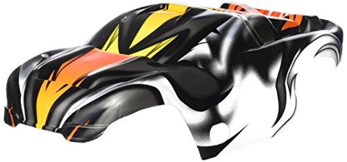 Traxxas Nitro Rustler Rtr - Traxxas 4411R Prographix Nitro Rustler Body with Decal Sheet