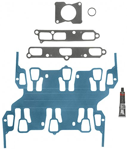 UPC 084113481529, Fel-Pro MS 96041 Intake Manifold Valley Pan Gasket Set