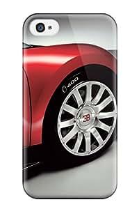 VfMRpew7296TmDJp DanRobertse Bugatti Veyron Wallpaper Feeling Iphone 4/4s On Your Style Birthday Gift Cover Case