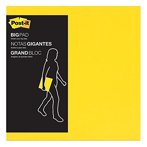 post-it-big-pad-11-in-x-11-in-bright-yellow-30-sheets-pad-bp11y
