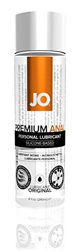 JO Premium Anal Silicone Lubricant - Original ( 8 oz )