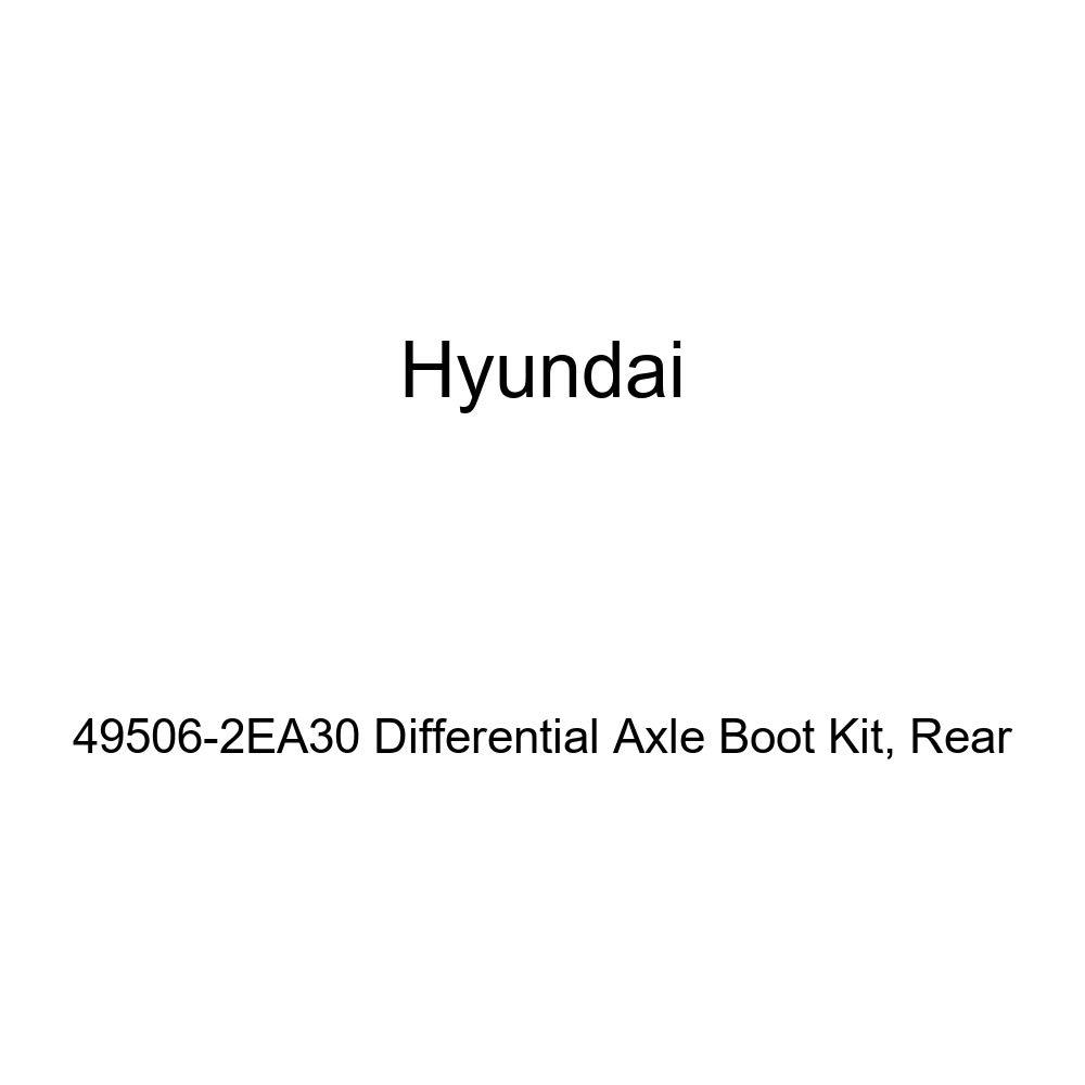 Rear Genuine Hyundai 49506-2EA30 Differential Axle Boot Kit