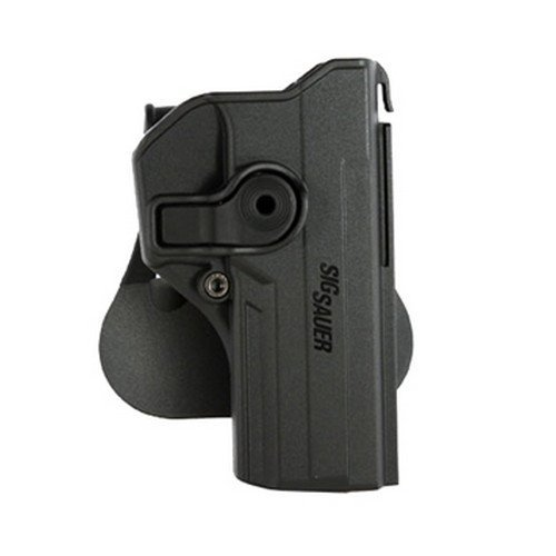 Used, RHS Pdleret P250 Fullsize All Calibers Bk Sigtac Hol-Rpr-250f-Blk for sale  Delivered anywhere in Canada