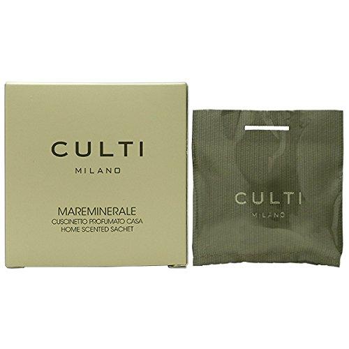 省汚染された老人【CULTI】クルティ ホームセンテッド サシェ MAREMINERALE 7×7cm [並行輸入品]