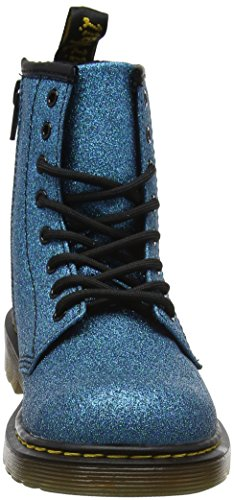Delaney Gltr Girls Martens Laser Lake Blue Dr Lace Junior Boot qtESnf