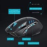 } Rapoo VT300 cable game mouse jedi survival FPS