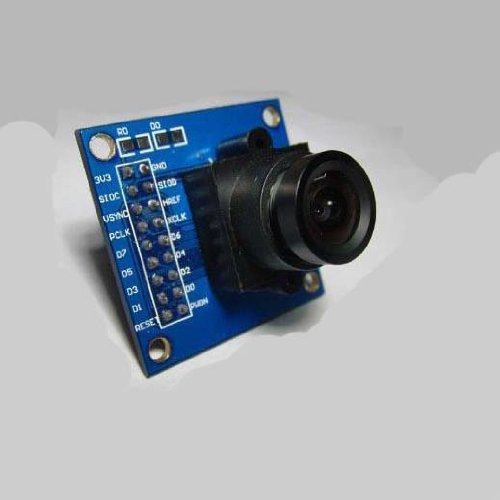 Serial Camera Module Programming Instructions and