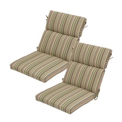 Hampton Bay Patio Cushions Amazoncom