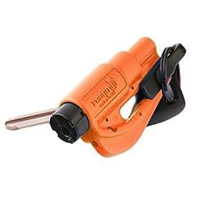 resqme The Original Keychain Car Escape Tool, Made in USA (Orange)