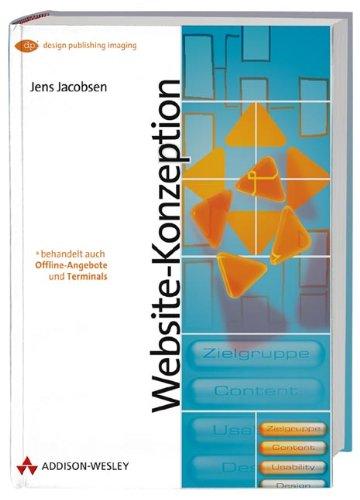 Website-Konzeption Erfolgreiche Web- und Multimedia-Anwendungen entwickeln (DPI Grafik)