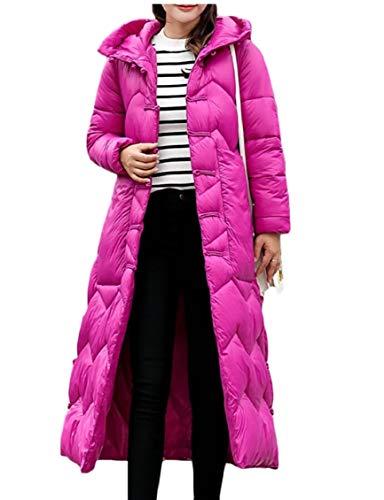 Long Hooded Down Thickened Gocgt Winter Giacche Womens Coats 1 wzRa5qZ