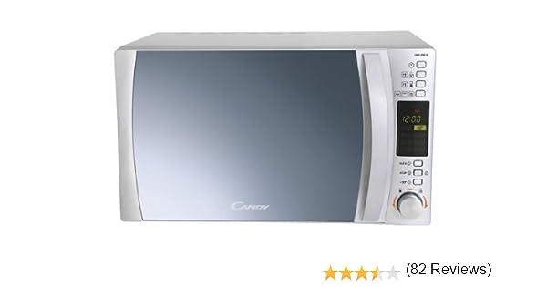 Candy CMG 20 DW 20 litros. Microondas:800 W/Grill:1000 W. Display ...