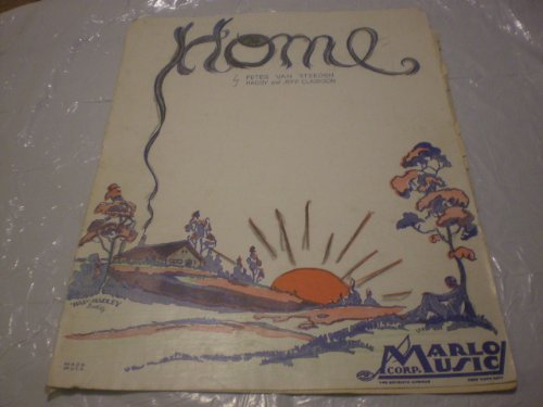 home-peter-van-steeden-1931-sheet-music-folder-527