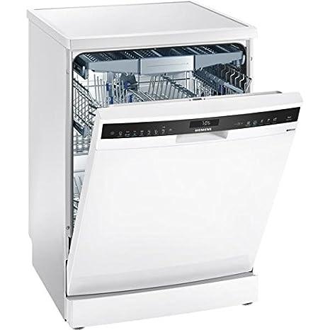 Siemens iQ500 SN258W00TE lavavajilla Semi-incorporado 14 ...