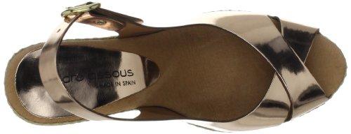 Andre Assous Kvinners Rosa Sneaker Milan