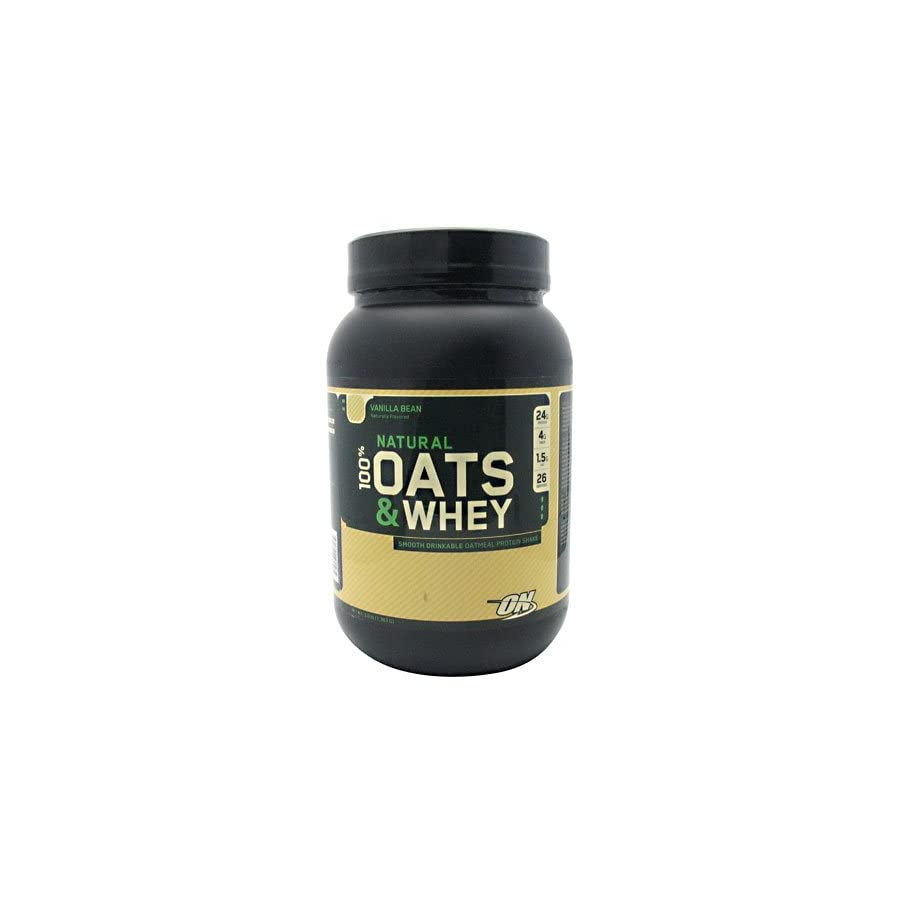 Optimum Nutrition 100% Natural Oats and Whey