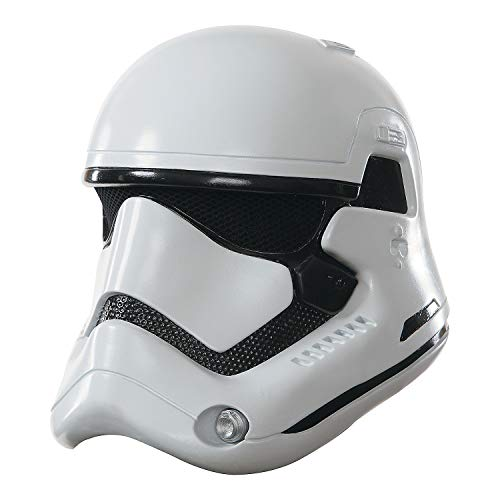 Fun Express - Rb DLX Two-Piece Adult Stormtrooper Mask for Halloween - Apparel Accessories - Costume Accessories - Masks - Halloween - 1 ()