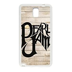 pearl jam Phone Case for Samsung Galaxy Note3 Case