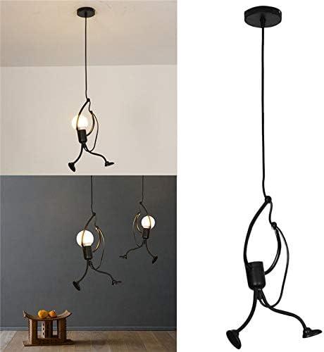 Monland Moderner Reizend H?ngender Leuchter Kreative Eisen Lampen Eleganter Aufh?nger F/ür Haupt Innen Beleuchtungs Neujahrs Dekorationen