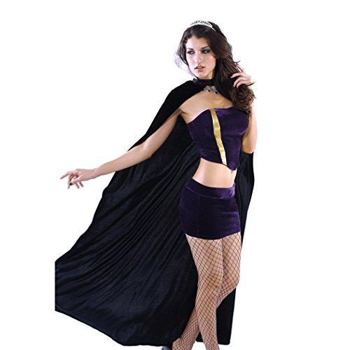 Halloween-Hexe Damen Abendkleid Outfit Kost¨¹m Magic Spell