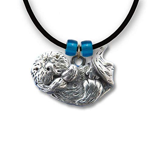 The Magic Zoo Pewter Sea Otter Large ()
