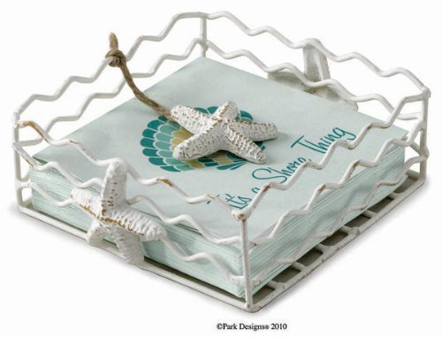 Park-Designs-Starfish-Beverage-Napkin-Holder