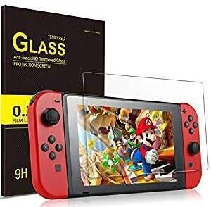 Yocktec Protector de pantalla para Nintendo Switch XL, Cristal ...
