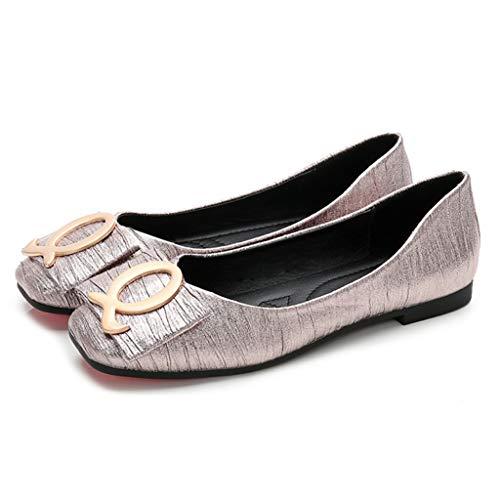 mode Chaussures travail de des occasionnelles confortables et pointues de chaussures dans confortables 114Z7x