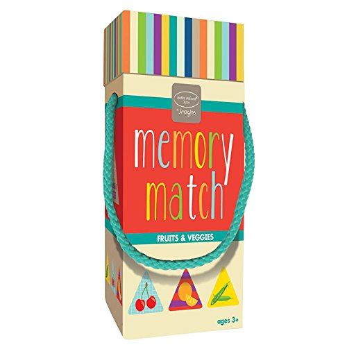 Kathy Ireland Fruit &Amp; Veggies Memory Match Game (Best Fruit For Memory)