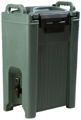 Carlisle XT500059 Cateraide Insulated Beverage Server Dispenser, 5 Gallon, Slate Blue by Carlisle FoodService - Food Service Dispenser Beverage