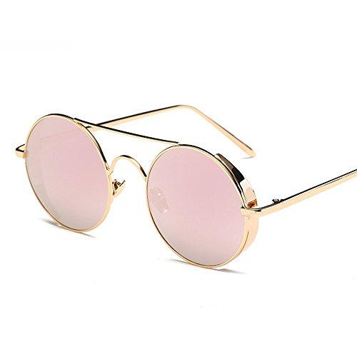 WHLDK De Sol Elegantes Gafas Y The Grueso Barbie Gafas Box Cine Lentes Color Borde Hombres Pink Personalizado Señoras De q4rqwv