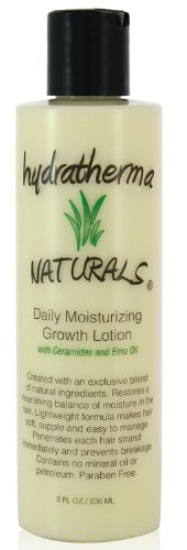 Growth Natural (Hydratherma Naturals Daily Moisturizing Growth Lotion, 8.0 fl. oz.)