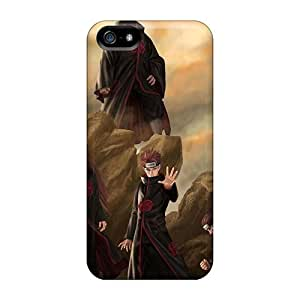 Six Paths Of Pain Fashion Tpu 5/5s Case Cover For Iphone